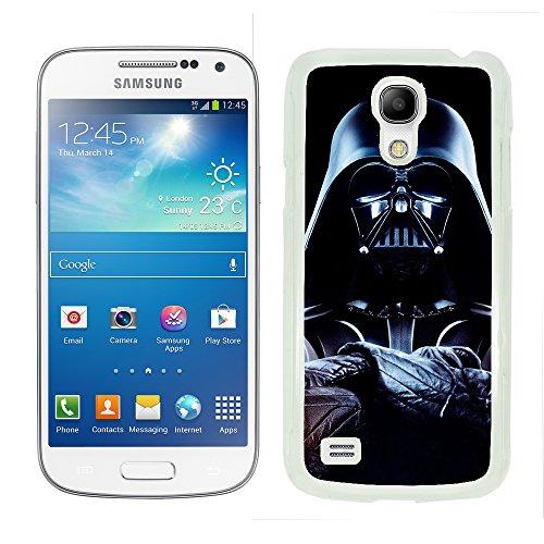 Star Wars Darth Vader Film Schutzhülle für Samsung Galaxy S4Mini I9190(Motiv 6) Handy Force weckt