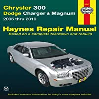 Chrysler 300 - Dodge Charger & Magnum Automotive Repair Manual: Chrysler 300 2005 Through 2010 Dodge Charger 2006 and 2010 Dodge Magnum 2005 Through ... Information Specific to Srt8, Diesel Engin