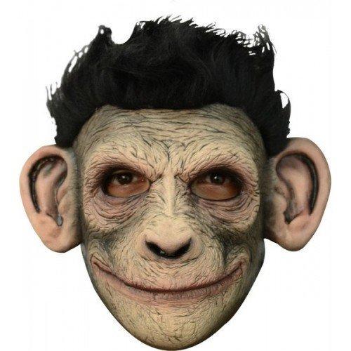Monkey (Smiley Latex Maske)