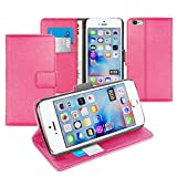 Orzly® - Multi-Functional Wallet Stand Case für Apple iPhone SE (2016), iPhone 5S (2013), iPhone 5 (2012 Original Version der