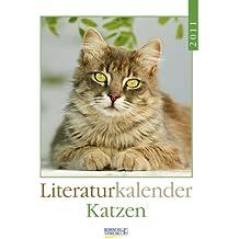 Literaturkalender Katzen 2011: Wochenkalender