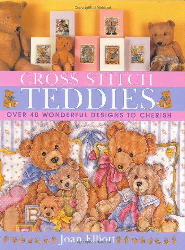 Cross Stitch Teddies por Joan Elliott