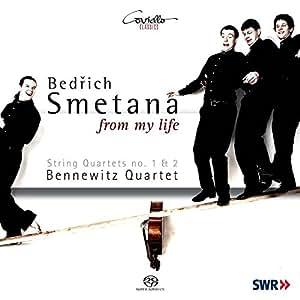 Smetana: Streichquartette Nr.1 e-Moll & Nr.2 d-Moll