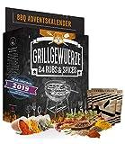 BBQ Grillgewürz-Adventskalender I...