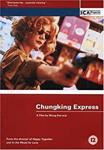 Chungking Express [UK Import]
