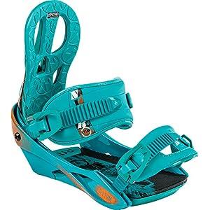 Nitro Snowboards Damen Snowboard-Bindung Rythm BDG 15