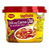 Maggi Chili con Carne mit Jalapeno Chili, 6er Pack (6 x 380 g)
