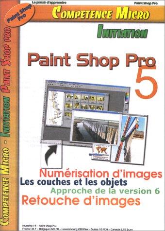 Paint Shop Pro 5 par Guy Philbert