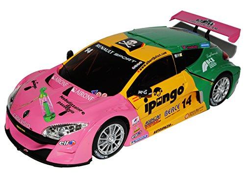 Norev Renault Megane Trophy Team Oregon Winner 2012 Costa 1/18 Modell Auto mit individiuellem Wunschkennzeichen