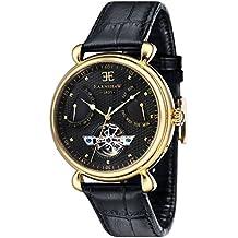 Negro / Oro El Gran Calendario Relojes de Thomas Earnshaw