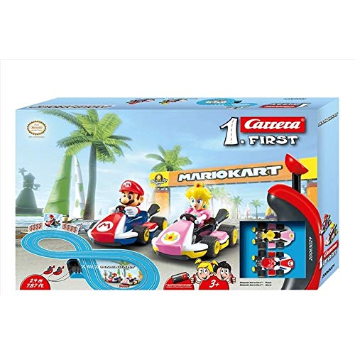 Carrera First Nintendo Mario Peach Circuito de Coches (20063024)
