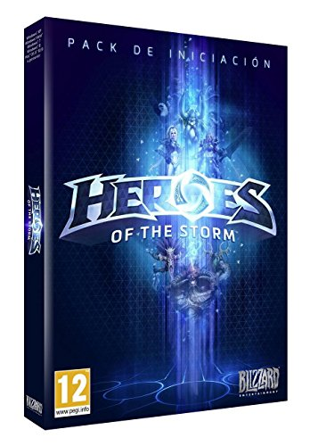 Heroes Of The Storm (Pack De Iniciación)