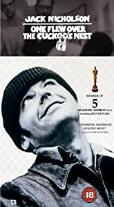 One Flew Over The Cuckoo's Nest [VHS]