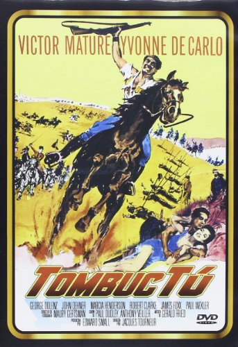 Tombuctu (Dvd) (import) (dvd) By Tourneur, Jacques