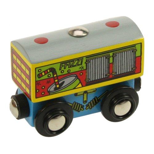 Bigjigs Rail Wagon Boissons gazeuses