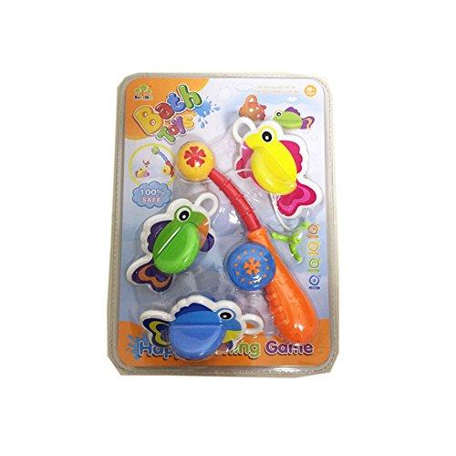 Badespielzeug Fisch Squirts Schwimmtier & Water Scoop Spielzeug Badespielzeug Netz in der Badewanne Badewanne Badewanne Badewanne Badespiel Kinderbadewanne Kinderbadewanne Kinderbadewan -