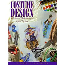 Costume Design: Techniques of Modern Masters