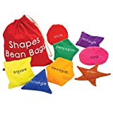 Best Educational Insights Board Game For Kids - Educational Insights Shapes Bean Bags Review