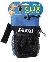 Clix Chien Sacoche Professionnelle pour Friandises et Accessoires