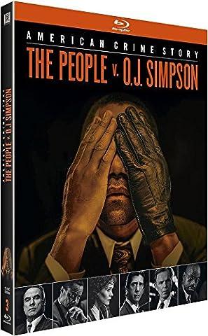 American Crime Story - Saison 1 : L'affaire O.J. Simpson [Blu-ray]