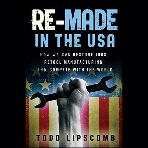 Re-Made in the USA  Audiolibri