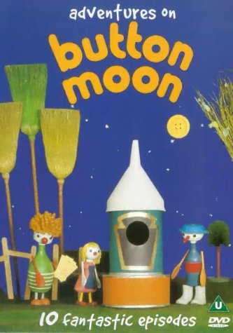 Adventures On Button Moon DVD
