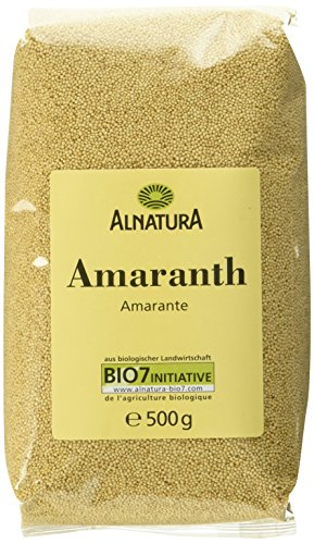 Alnatura Bio Amaranth, 1 Pack (1 x 500 g)