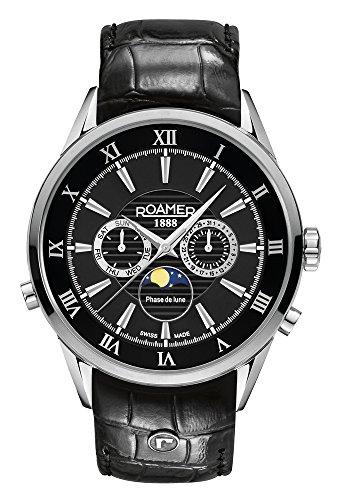 Roamer Cronografo al Quarzo Orologio da Polso 508821 41 53 05