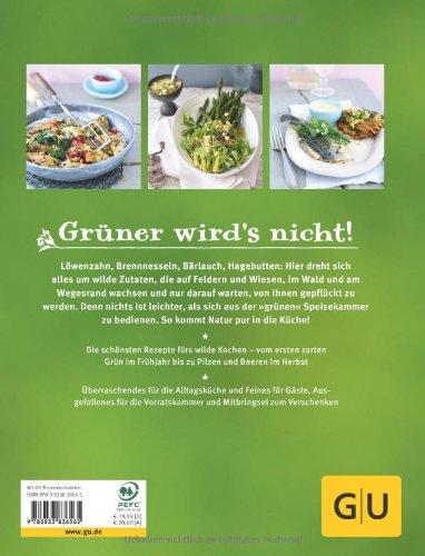 Wald- und Wiesen-Kochbuch: Köstliches mit Wildkräutern, Beeren und Pilzen (GU Themenkochbuch) - 2