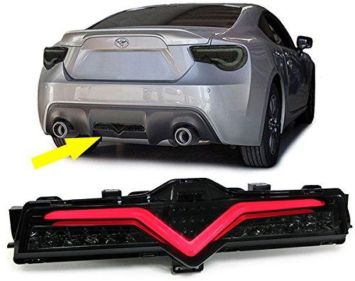 Preisvergleich Produktbild Valenti Kombi Rückleuchte Heck LCI LED smoke schwarz