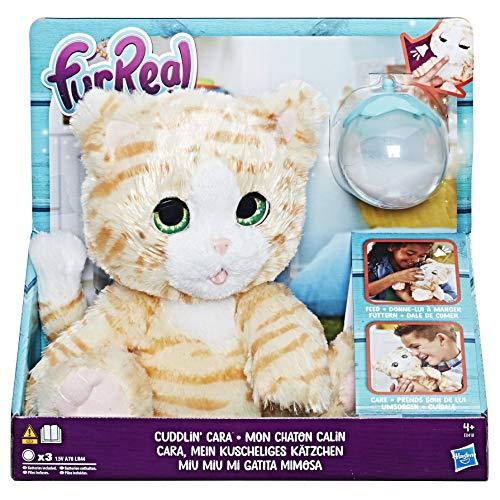 Furreal Friends- Gatita de Peluche Hasbro E0418EU5