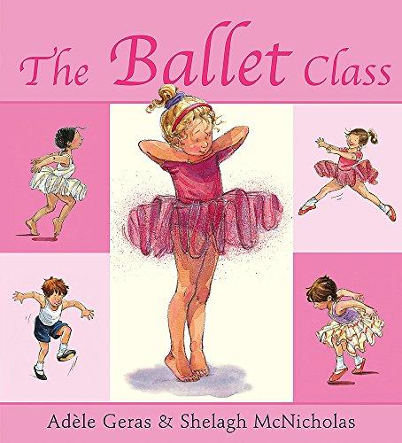 The Ballet Class (Tutu Tilly)
