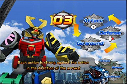 Image of Power Rangers Samurai (Wii)