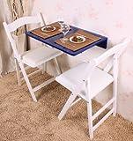 SoBuy Wandklapptisch, Klapptisch, Tisch, Küchentisch, Kindermöbel FWT03-B