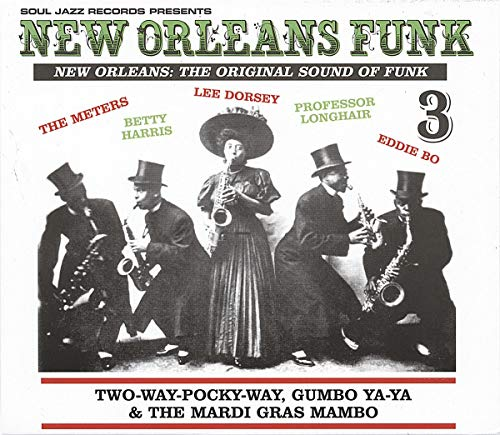 New Orleans Funk 3 [Vinyl LP] - Orleans Vinyl New