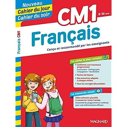 Cahier du jour/Cahier du soir Français CM1