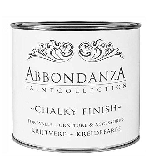 Preisvergleich Produktbild Abbondanza Kreidefarbe Celadon Green 285 0,  5 Liter