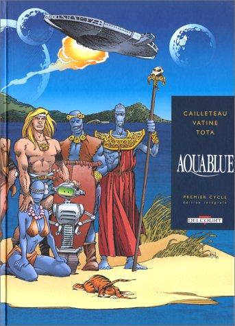 Aquablue, premier cycle : L'Intégrale