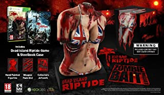 Dead Island Riptide: Zombie Bait Edition (Xbox 360) (B00B1O0JJQ) | Amazon price tracker / tracking, Amazon price history charts, Amazon price watches, Amazon price drop alerts