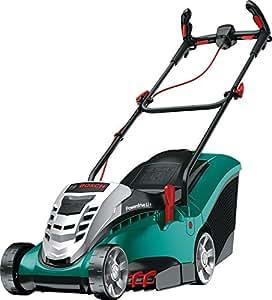 Bosch DIY Akku-Rasenmäher Rotak 37 LI (ohne Akku, Ladegerät, Grasfangbox 40 l, 36 V, Ergoflex-System, Schnittbreite 37 cm, Schnitthöhe 20-70 mm)