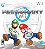 Mario Kart + Wii Wheel [UK Import] [Importación alemana]