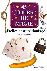 45 tours de magie