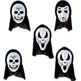 Best Halloween Masks - Theme My Party Halloween Face Mask Review