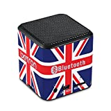 Betron MC500 Bluetooth Wireless Speakers - Union Jack