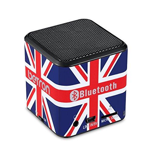 Betron MC500 Mini Altoparlante Bluetooth - Portatile