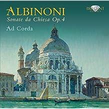 ALBINONI: Sonate da Chiesa