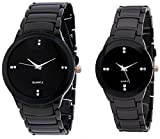 Gopal Retail Couple Watch 034M-1034W Luxury Pair Watch Analog Watch - For Couple