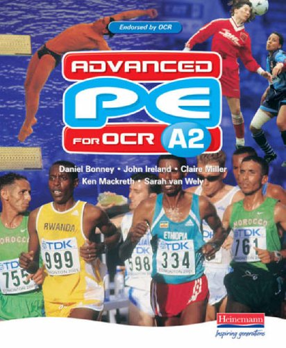 Advanced PE for OCR A2 Student Book (OCR Advanced PE)