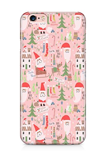 Christmas time holidays snow 3D cover case design for iPhone 7 14