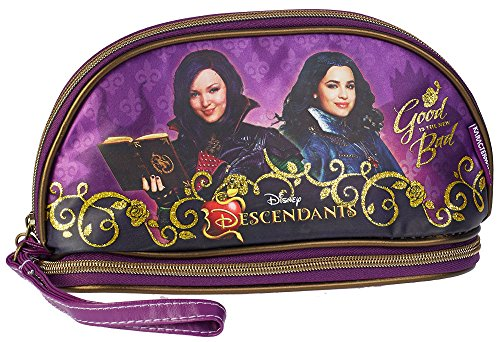 Karactermania Los Descendientes Fairest Bolsa de Aseo, 24 cm, Morado